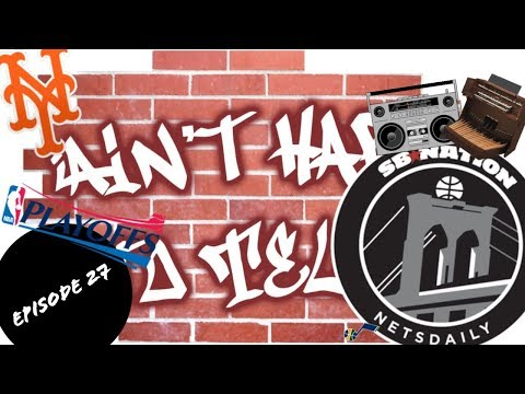 Anthony Puccio, Netsdaily, Sports Journalism: Ain't Hard To Tell Podcast (Ep 27)