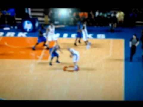 Stephon Marbury Roll's the clock back 2k12 style