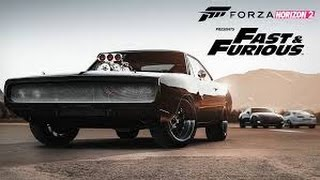 FH2 Fast & Furious - Unlocking Bugatti Veyron