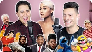 Download Ariana Grande - ″Break Up with Your Girlfriend, I'm Bored″ Impersonation Cover (LIVE ONE-TAKE!) Video