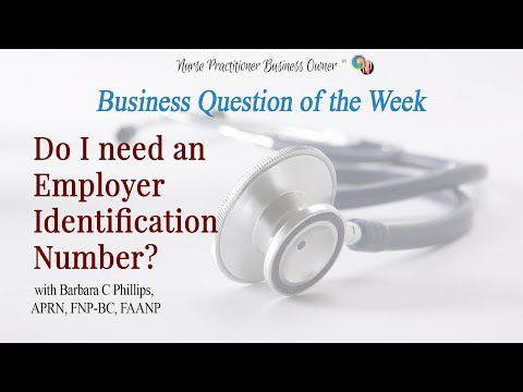 Employee Identification Number