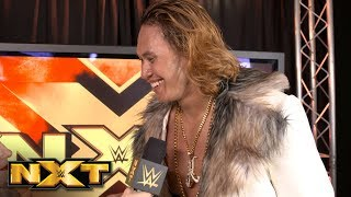 Kona Reeves is done making friends: NXT Exclusive, May 16, 2018