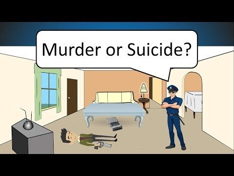 3 riddles popular on crime (part 2) - Murder mystery riddles - Who did it? - Can you solve it?