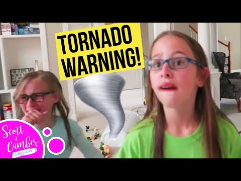 TORNADOES NEARBY!!