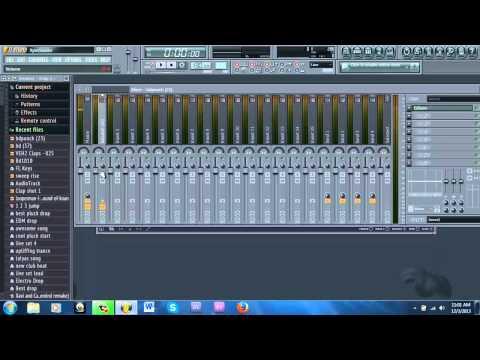 How to make a Sub Kick in FL Studio (808 Kick)