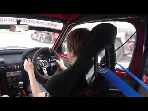 Learning To Drive my Rally car