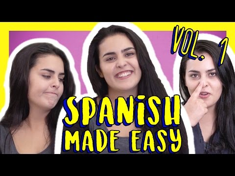 Learn Spanish Vocabulary | Mexican Spanish Made Easy Vol. 1