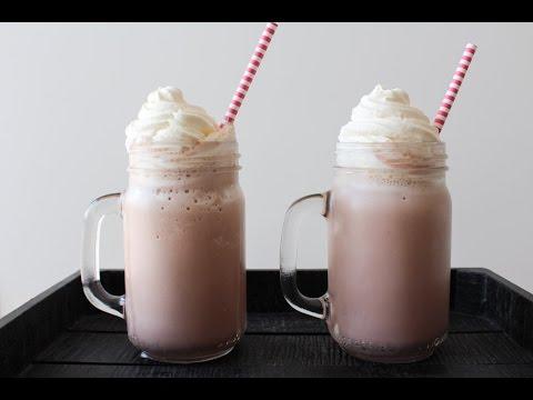 How To Make A Chocolate Milk Milkshake - By One Kitchen Episode 203