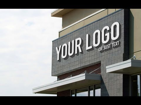 Outdoor Business Signs Design Ideas