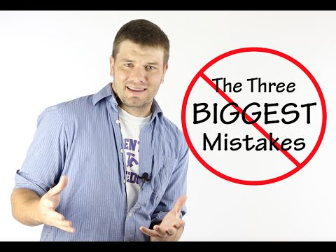 The Three BIGGEST Mistakes Men Make After A Breakup