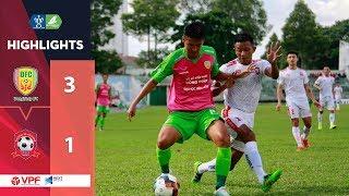 Highlights   Đồng Tháp - Hải Phòng FC   Cú đúp của Anh Khoa tạo cú sốc lớn tại Cao Lãnh   VPF Media
