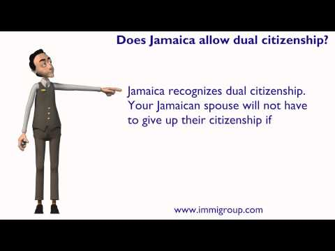 Does Jamaica allow dual citizenship?