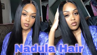 REVIEW ON PERUVIAN STRAIGHT FT. NADULA HAIR