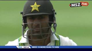 Pakistan vs Australia 2nd Test 2010 Thrilling Finish