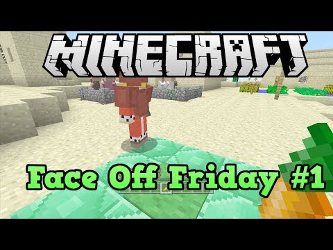 Minecraft Xbox 360 / PS3 FACE OFF: FIRST TO FIND EMERALDS