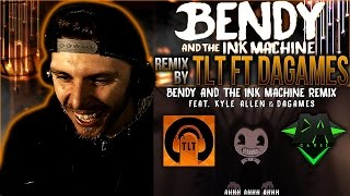 bendy and the ink machine song the living tombstone