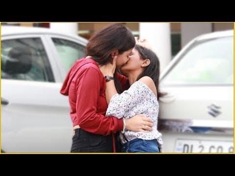 Xxx Mp4 Lesbian Prank On Cute Girls By Simran Verma Ft Shararati Kudiyan Chik Chik Boom 3gp Sex
