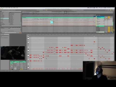 Ableton Live French Drum and Bass EDM Production