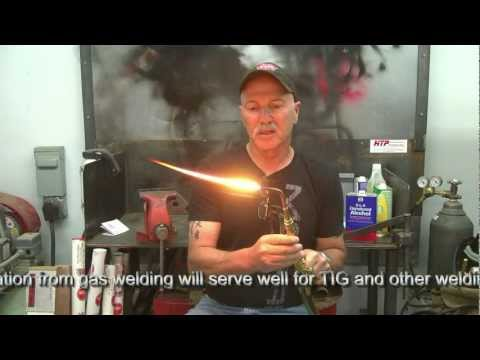 4WD Mechanix Magazine: How-to Gas Welding Session Five