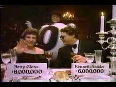 1984 Illinois Lottery Commercial #2