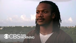 Witness challenges American man's account of killing Anguilla resort worker