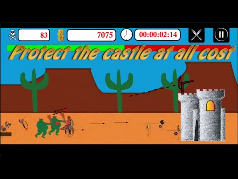 Chaos Castle, NEW & ADDICTING Game App