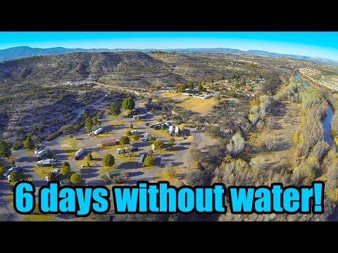 6 days without water! Cottonwood, AZ - Ep. 21