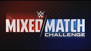 WWE Announces New Mixed Match Challenge In-Ring Series