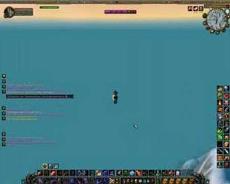 Ironforge to the Wetlands, the way it should be.