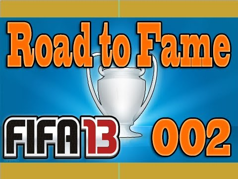 Fifa 13 Road to Fame: Ep.002 - A New Team!