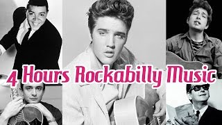 4 Hours of Rockabilly and Rock