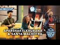 Son Of Abish Feat Aparshakti Khurana Sanya Malhotra
