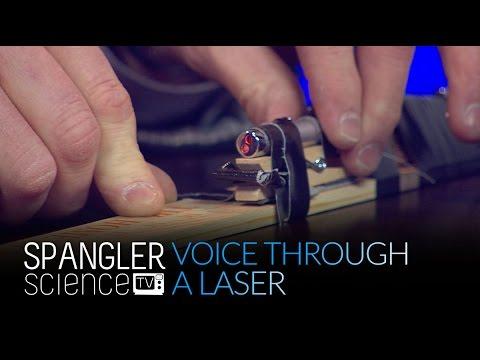 Voice Through a Laser