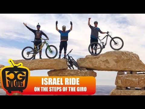 Video Shoot in Israel for Eurosport - CG VLOG #315