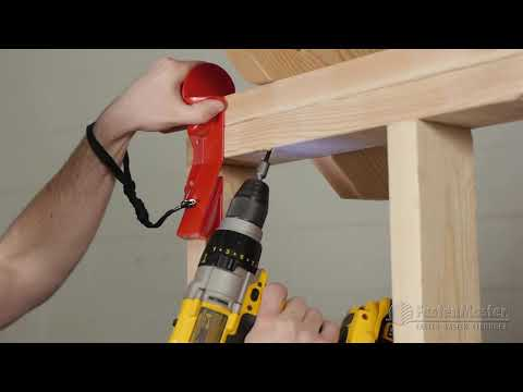 FastenMaster TimberLOK Rafter/Truss to Top Plate Installation Guide