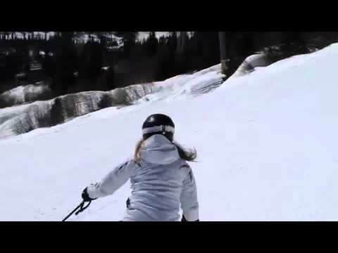 Ski Improvement   Turn Shape