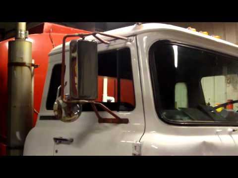 Salt Brine Application Vehicle