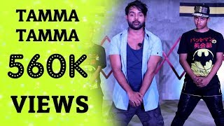 "Tamma Tamma by Prince Gupta|Varun Dhawan|Alia Bhatt|""Badrinath Ki Dulhania"" at YoutubeDanceSchool"