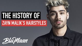 Zayn Malik Hairstyles: From WORST to BEST | Mens Hair Advice 2018