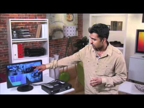 Manage Your Home Security From The Internet With Swann Security