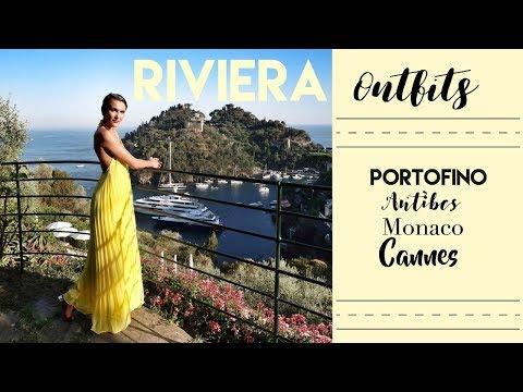 RIVIERA OUTFITS - PORTOFINO, ANTIBES, MONACO, CANNES | Blaise Dyer