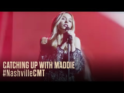 NASHVILLE ON CMT | Character Catch-Up: Maddie Conrad