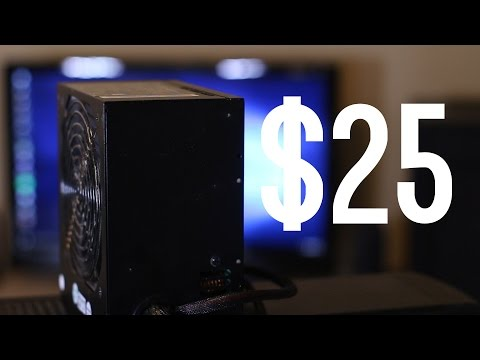 The $25 Gaming PC vs League of Legends, Minecraft, Overwatch & More!