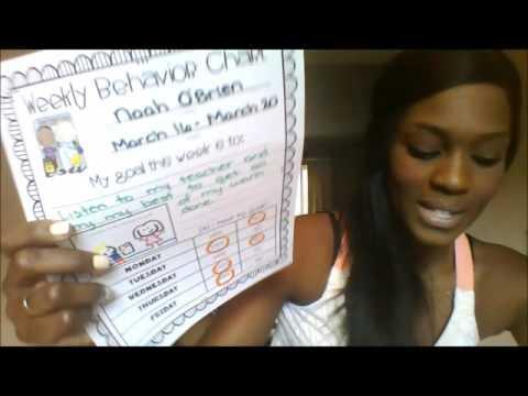 Quick Teacher Tips, Tricks, and Ideas: Behavior Management