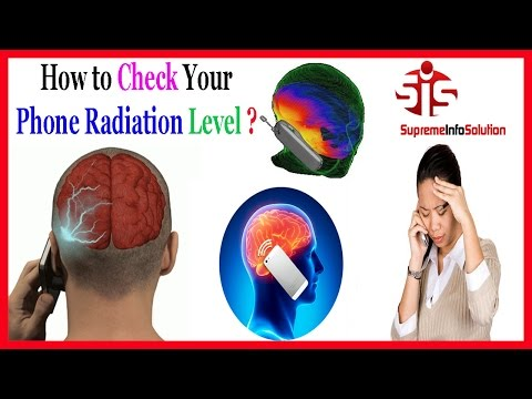How to Check Your Phone Radiation Level (Bengali )