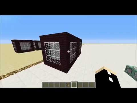 [::] Industrial machine | How to make a Blast Furnace in Minecraft
