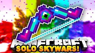 "Minecraft SOLO SKY WARS ""INSANE SNIPER SHOTS!"" #8   w/ PrestonPlayz"