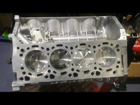 S63 Engine rebuild (part 8)