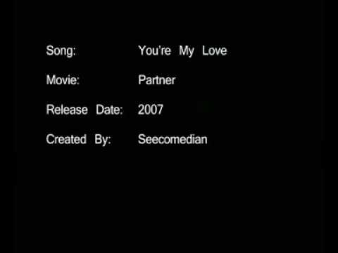 You're My Love - Partner