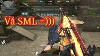 Bình Luận CF Mobile/CF Legends | AA-12 VIP2 (Hell Fire) Vả Sấp Mặt Zombie  =)))